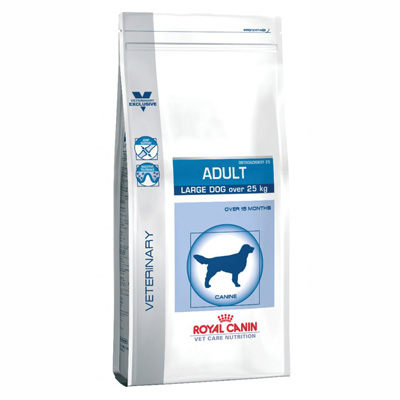 Royal Canin VCN Adult Large Dog - 144010,144020