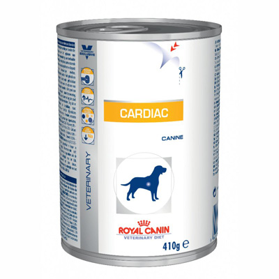 Royal Canin Cardiac Dog - 410 гр консерва - WV172