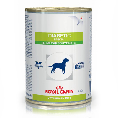 Royal Canin Diabetic Dog - 410 гр консерва - NH631
