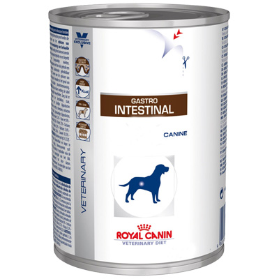 Royal Canin Gastro Intestinal Dog - 400 гр консерва - XH001