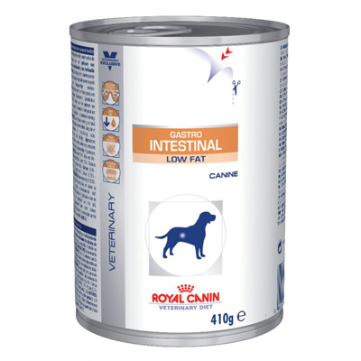 Royal Canin Gastro Intestinal Low Fat  Dog - 410 гр консерва - XH022