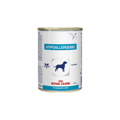 Royal Canin Hypoallergenic Dog - 400 гр консерва - ABK08