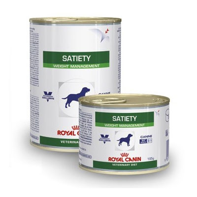 Royal Canin Satiety Dog - 410 гр консерва - AD12D