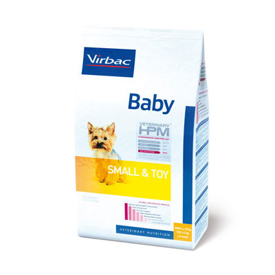 Virbac Baby Dog Small & Toy -