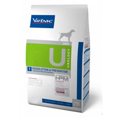 Virbac Dog Urology Dissolution & Preventation -